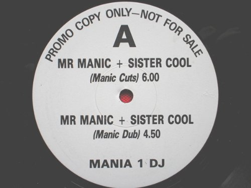 Mr Manic & Sister Cool Mr Manic & Sister Cool Cool Mix 12