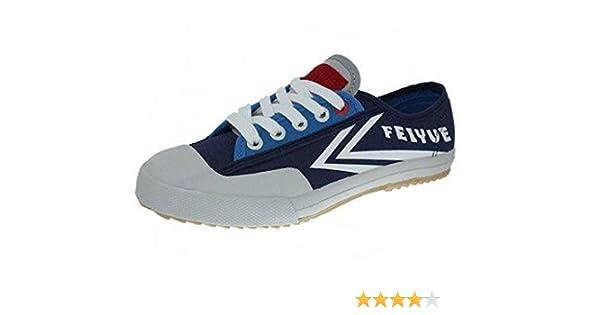 Chaussures Feiyue vertes Fashion unisexe