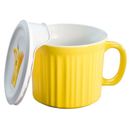 Corningware-becher (Corningware 20 oz. Pop-in Mug - Curry by CorningWare)
