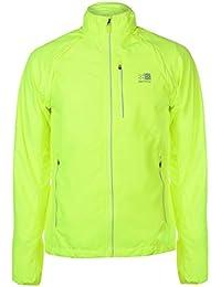 Karrimor Mens X Convertible Running Jacket Performance Coat Top Zip Winter