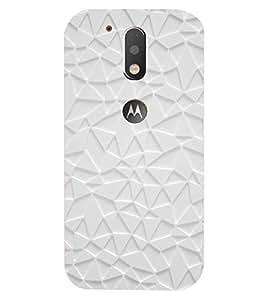 Mental Mind 3D Printed Plastic Back Cover For Motorola 3DMOTOG4-G8272