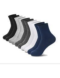 Lantch 10 paires de socquettes! - chaussettes sport courtes ,l'utilisation quotidienne Chaussette Hommes et Femmes socquettes