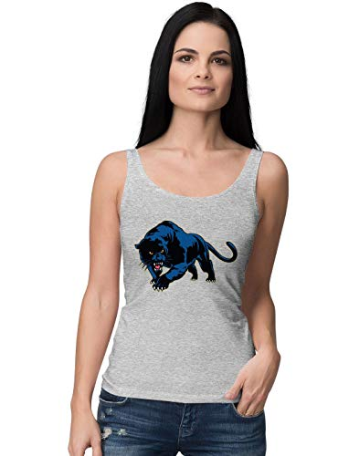BLAK TEE Sneaky Angry Panther Damen Tank Top