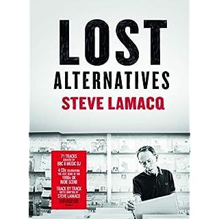 Lost Alternatives-Steve Lamacq (4cd Media Book)