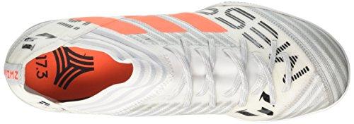 adidas Herren NEMEZIZ Messi Tango 17.3 in Fußballschuhe Mehrfarbig (Ftwr White/solar Orange/core Black)