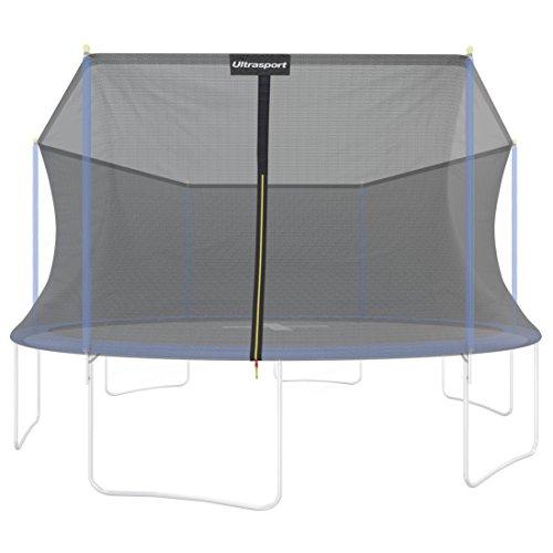 Ultrasport Sicherheitsnetz für Gartentrampolin Ultrasport Uni-Jump (Modellversion ab Juni 2015), 305 cm