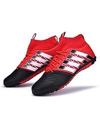 Zapatillas de fútbol para Hombre Césped Deportivo Atlético Zapatillas de fútbol de fútbol Zapatillas Deportivas para