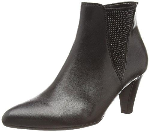 Gabor Shoes 31.701 Damen Kurzschaft Stiefel Schwarz (schwarz (schwarz) 27)
