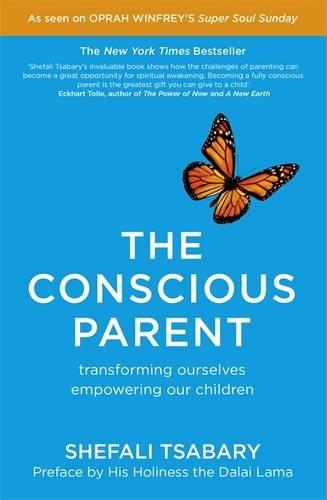 The Conscious Parent Cover Image