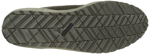 Gaastra Crossjacks CHK, Baskets Basses Homme Gris - Grau (0300 Dark Grey)