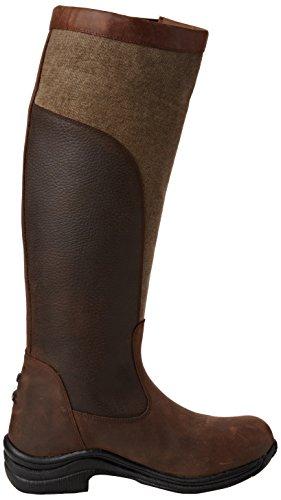 TOGGI Winnipeg- Stivali da Equitazione Unisex Adulto Marrone (Cheeko)