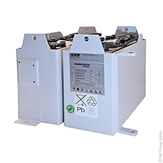 GNB Marathon Classic EPzS - Staplerbatterie 2 X 6 4EPZS240SC 24V 240Ah F-M10