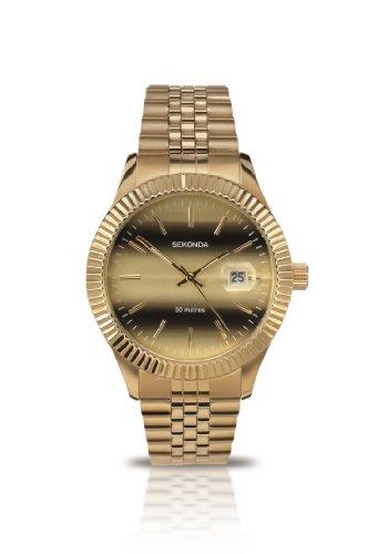 Sekonda Herren-Armbanduhr Analog Quarz 3330.27