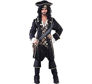 Fyasa 706160-t04rey pirata disfraz, tamaño grande
