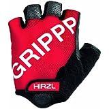 Hirzl Grippp FF - Guantes largos de ciclismo unisex, color rojo, talla XL