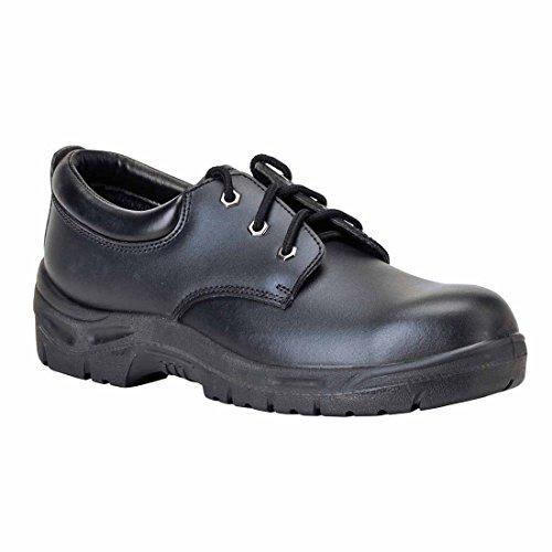 Portwest Fw04 Steelite ™ Chaussure De Travail S3 Mens Protective Footwear New Black Shoes