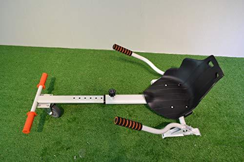 Elektroroller-Futura Hoverboard Sitz, Kompatibel mit Allen 5, 6, 8 und 10 Zoll Balance Boards