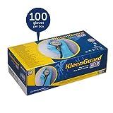 Kleenguard 57372 G10 Blaue Nitrilhandschuhe, Blau, 100 beidhändig tragbare, 24-cm-Handschuhe pro Box (VE mit 10 Boxen)