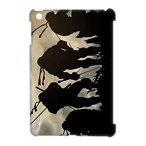 DIY Popular Cartoon&Anime Teenage Mutant Ninja Turtles TMNT Unique iPad Mini 3D Case Cover-Best Protective Hard Plastic Cover