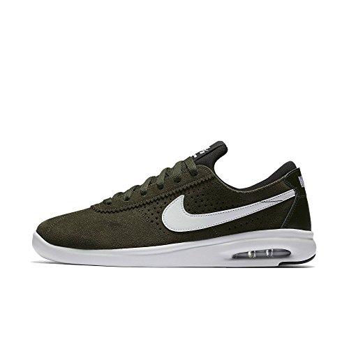 882097 312|Nike SB Air Max Bruin Vapor Sneaker Braun|44.5 (Bruins Herren-leder)
