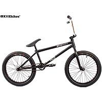 KHE BMX Fahrrad Silencer schwarz Nur 9,8kg!
