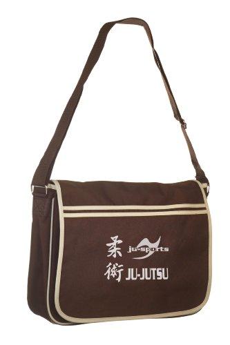 Retro Messenger Bag chocolate/sand Ju-Jutsu