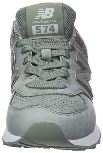 quality design ec5a1 110c5 New Balance Womens 574v2 Trainers, Grey Brown SeedChampagne ...