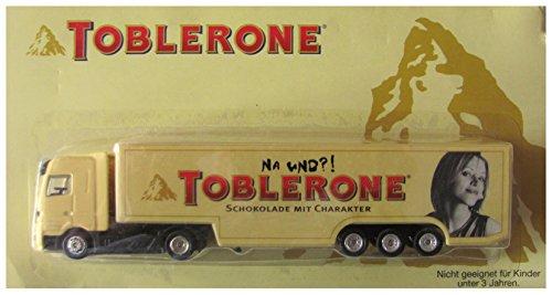 Toblerone Nr.01 - Schokolade mit Charakter - MB Actros - Sattelzug - Toblerone-schokolade
