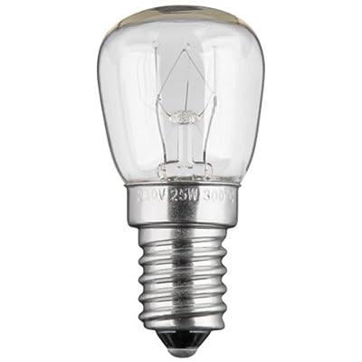 Backofenlampe Licht Birne Lampe Leuchte E14 15w 230v Ac 55 Lumen von ollytrading