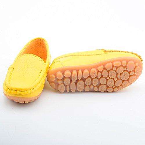Gloria JR , Mocassins pour fille Yellow(Gelb)