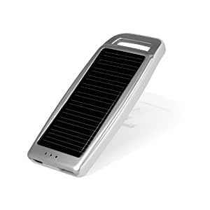Arctic Cooling C1 Mobile Backup Battery USB Ladegerät mit Solarmodul