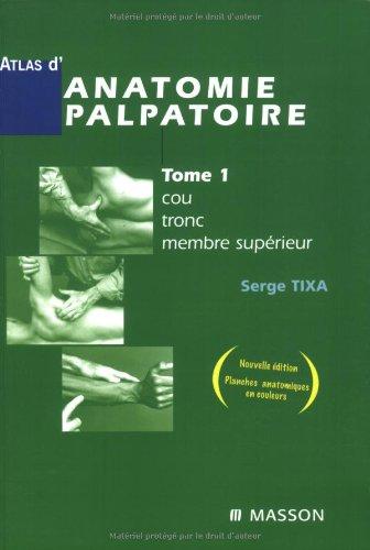 Atlas d'anatomie palpatoire