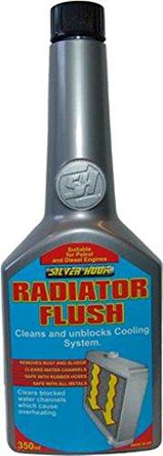 Silverhook SGA14 Rinçage pour radiateur Nettoie et débouche Le système de Refroidissement