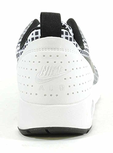 Nike Air Max Tavas, Baskets Basses Homme White/Black/Black