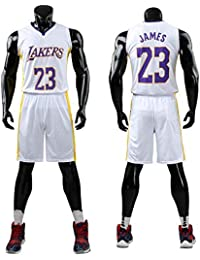 7d8251a92ce Daoseng Lebron James  23 Camiseta de Baloncesto para Hombres - NBA Lakers