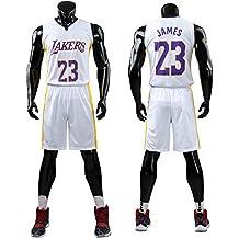 Daoseng Lebron James #23 Camiseta de Baloncesto para Hombres - NBA Lakers, para niños