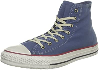 Converse - Chuck Taylor All Star Washed Washed Hi Canvas Shoes in Stellar, UK: 8.5 UK, Stellar