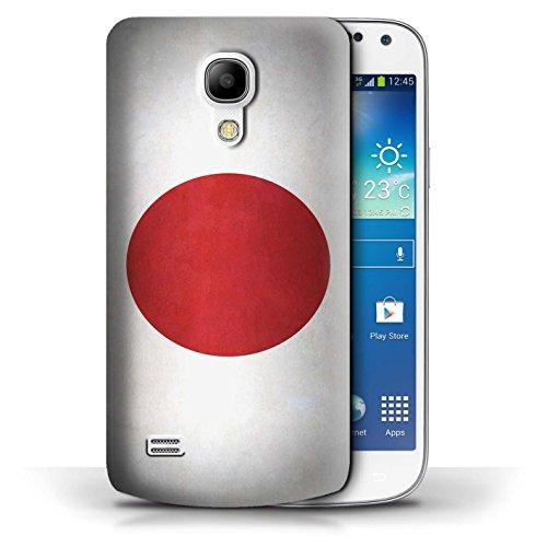 Etui / Coque pour Samsung Galaxy S4 Mini / Columbia/Colombie conception / Collection de Drapeau Japon/japonois