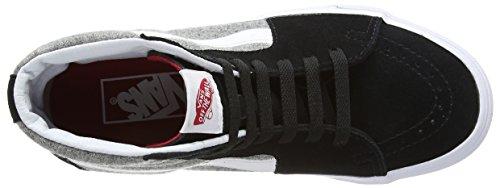 Vans Sk8-hi Unisex-Erwachsene Sneaker - (wool sport) bl