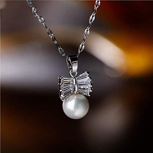 Silberkette 925 Sterling Silber Glamour Kristalle von