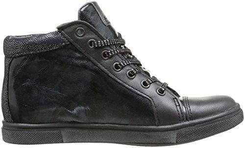 Babybotte Kolor, Chaussures Lacées Fille Gris (369 Anthracite)