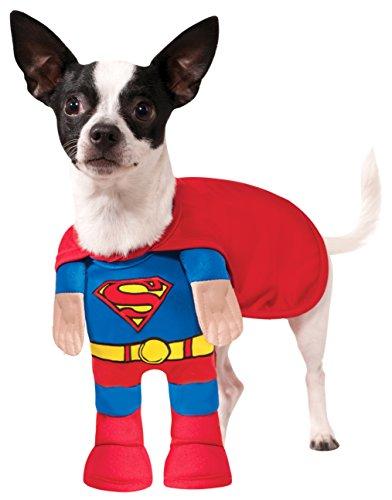 Superman-Kostüm Hund (Kostüme Hund Superman)