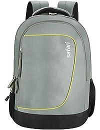 Safari Polyester 27 Ltrs Grey Laptop Backpack (Wish)