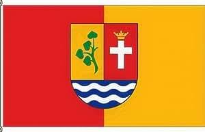 Königsbanner Hissflagge Schlagsdorf - 80 x 120cm - Flagge und Fahne