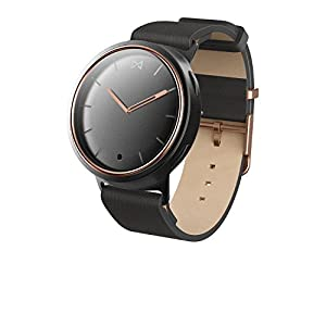 Misfit Wearables Phase SmartWatch, Negro/Rosa/Oro