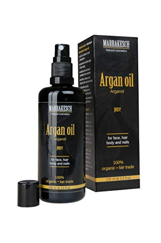 Marrakesch Arganöl für Haut und Haar 100ml mit Sprühaufsatz