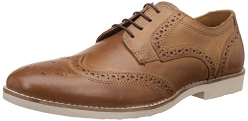 Red Tape Men's Brogue Tan Leather Casual Shoes - 8 UK/India (42 EU)