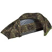 Mil-Tec Recom one-man tent, camouflage, one size