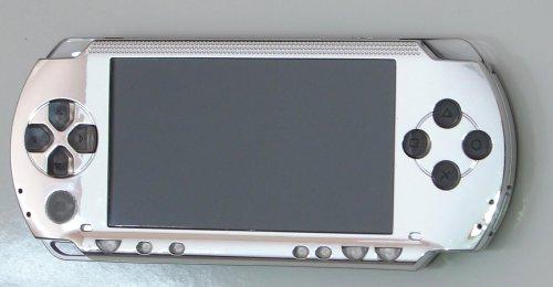 Evolve Face Plate für PSP