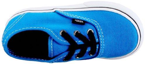 Vans Authentic VOKO5C4 Unisex - Kinder Sneaker Blau (brilliant blue/true white)